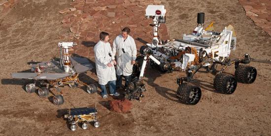 """""""毅力""""号火星车成功登陆火星!已传回首张火星照片"""