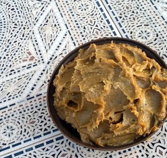 新鲜出炉的一碗麝猫香品品?