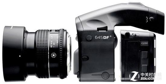 中画幅相机,一直是模块化的,很多时候我们只需要升级后背就可以了