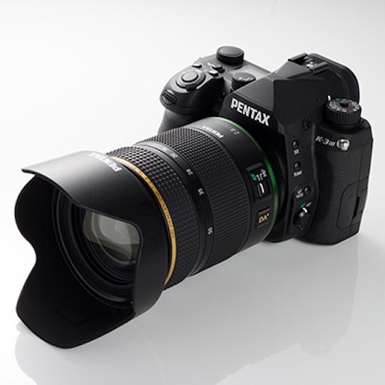 宾得16-50mm/2.8更多外观图