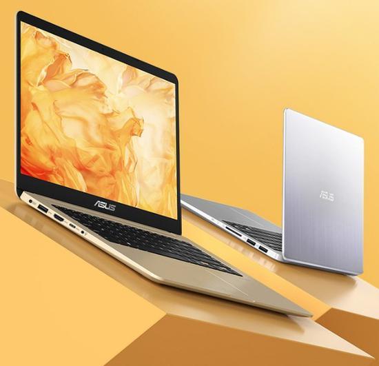 华硕S4100VN有灰色和金色两种版本