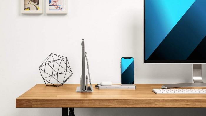 Kensington推出StudioCaddy充电中心和桌面收纳装置