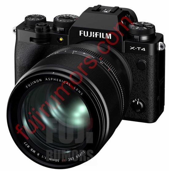 《【星图账号注册】富士XF 50mm F1.0镜头上机 搭配X-T4和X-Pro3外观曝光》