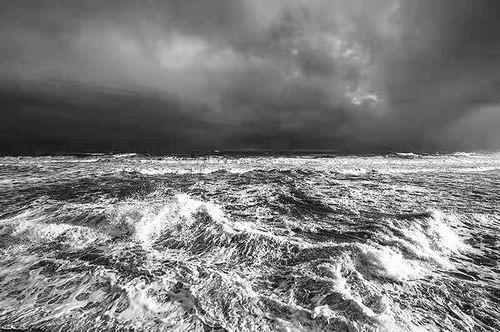 如果温室气体排放继续增加,到2100年海平面将上升1.1米。图片来源:Ian Forsyth/Getty