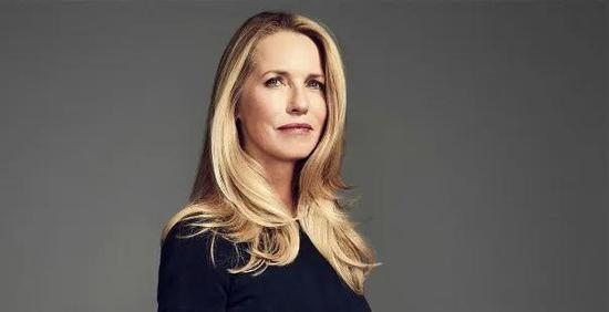 Laurene Powell Jobs   图片来源:Getty Images