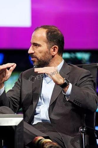 Uber现任CEO 达拉・科斯罗萨西