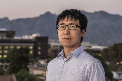 亚利桑那大学(University of Arizona)助理天文学家陈志均(Chi-Kwan Chan)