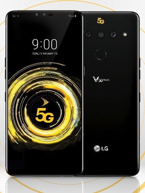 LG官宣G8和V50 ThinQ:可搭配翻盖触摸屏配件组双屏