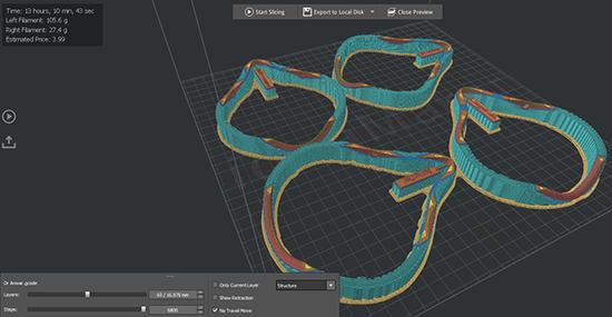 图丨框架 3D 模型(来源:Connecticut Biotech)