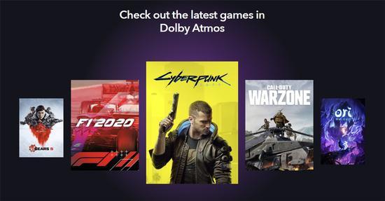 微软Xbox Series X/S确认支持杜比视界和杜比全景声
