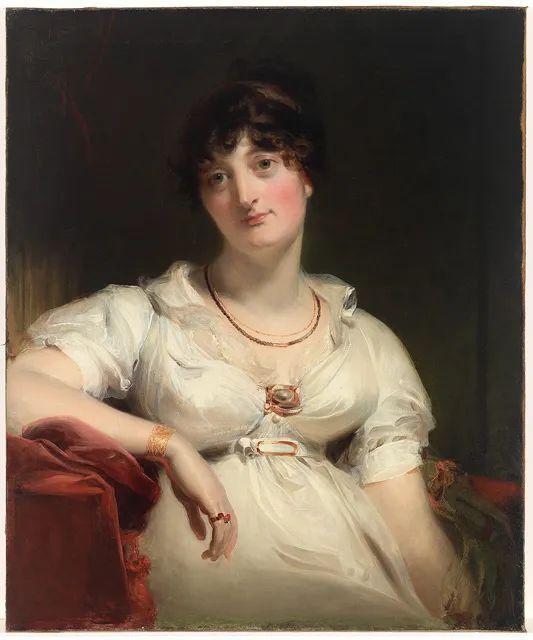 莎拉·阿默斯特。