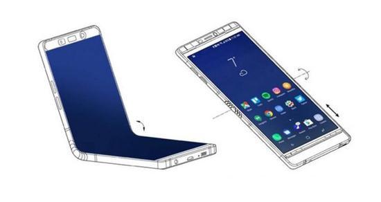 7.3英寸OLED屏 三星可折叠手机11月发 折叠屏手机 年底 新浪科技