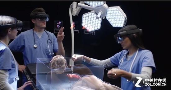 Hololens 2虚拟手术