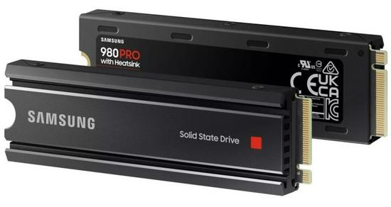 三星推出索尼PS5定制版980 Pro SSD:1TB 1611元,29日发售