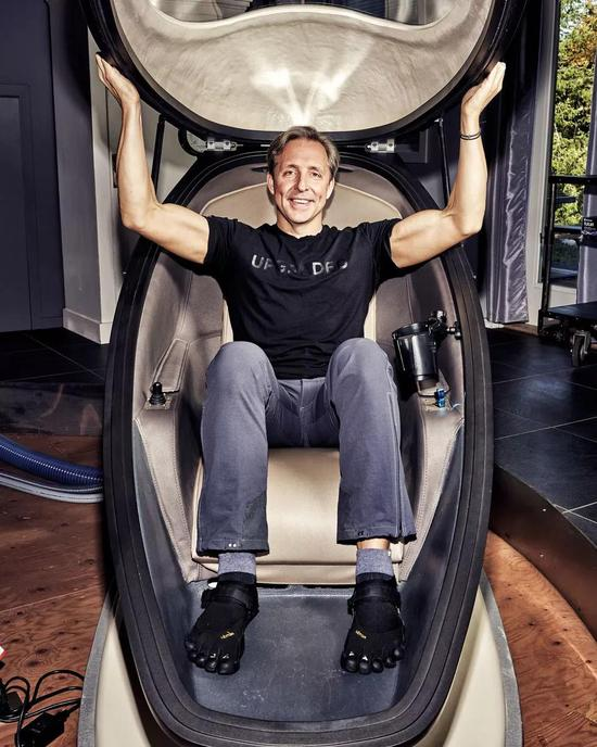 就是他!谜の企业家戴夫·阿斯普雷 | Men's Health.com