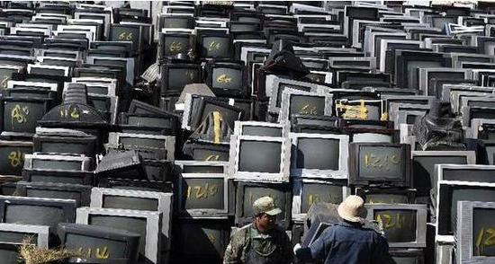 不同国家如何处理废旧家电? 日本随意丢弃违法乌有之