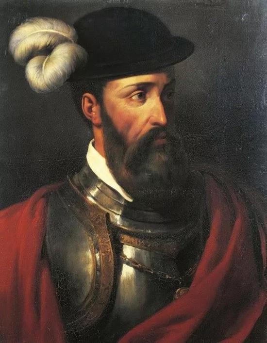 图9 弗朗西斯科·皮萨罗