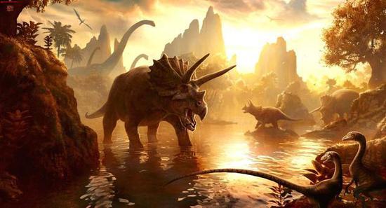 6600万年前那一天,恐龙遭遇的倒霉事不仅仅是灭绝