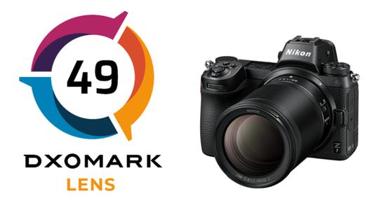 尼克尔Z 85mm f/1.8 S获DxOMark高分评价