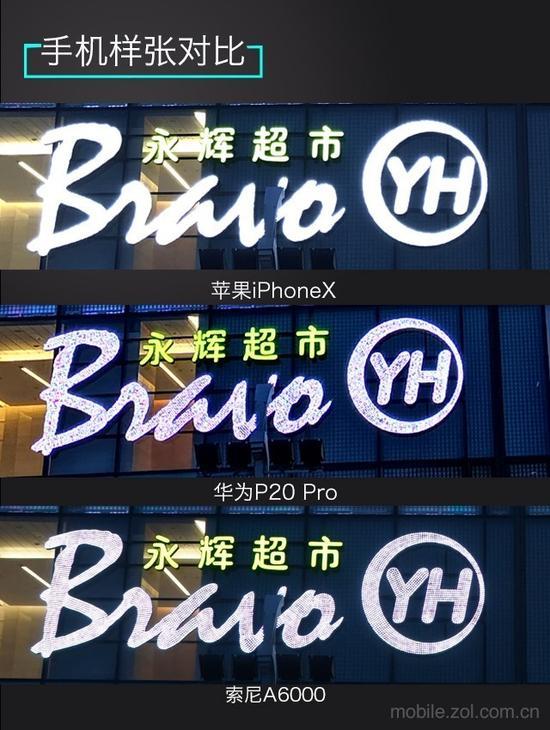 HUAWEIP20Pro的细节还原度高于苹果iPhoneX,直逼微单