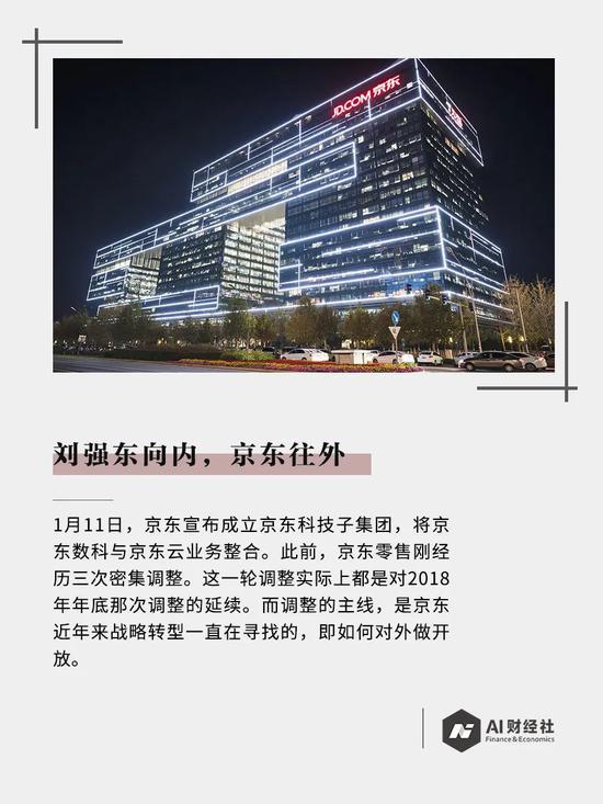 《【多彩联盟娱乐登录平台】刘强东向内,京东往外》