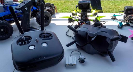 大疆推出无人机高清FPV传输系统