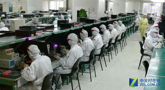 清晰度暴涨 国内厂商开始加速布局
