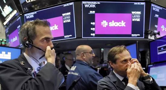 全球在线办公市场爆发?连Slack和IBM都看不下去了