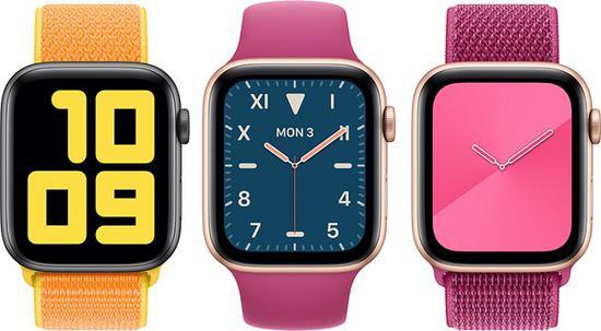<b>分析师称Japan Display将为Apple Watch5供应OLED屏</b>