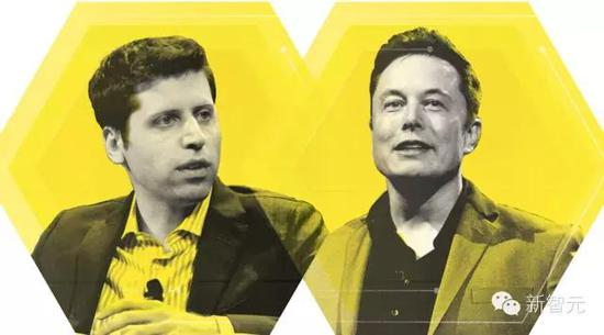 Sam Altman和Elon Musk