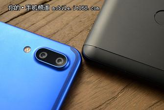 ▲左:魅藍E3/右:紅米Note3