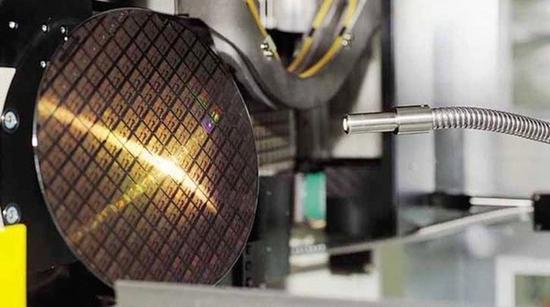 台积电生产的晶圆