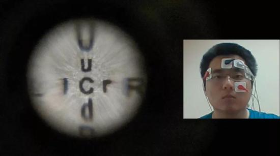 """隐形眼镜眨眼变焦,""""黑镜""""成真?研究者:想多了!"""