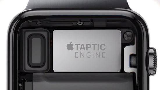 Taptic Engine振动马达
