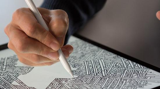 Apple Pencil(图源:Virgin Megastore)