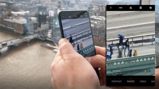 摄影师用vivo X30 Pro完成伦敦望远接力