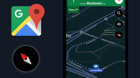 因用户需求 谷歌宣布Google Maps的指南针工具将回归