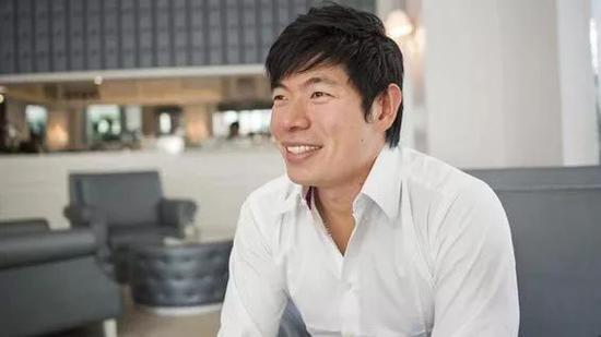 Grab创始人兼CEO陈炳耀