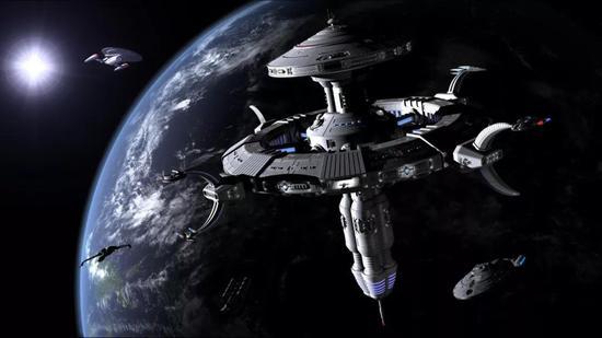 图丨未来的概念空间站