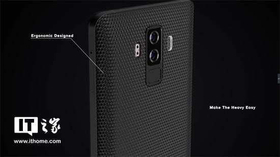 移动手雷?这款手机的电池达到了8500毫安时海磐的咒语