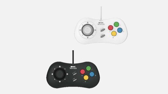 NeoGeo mini(图片源己IGN)
