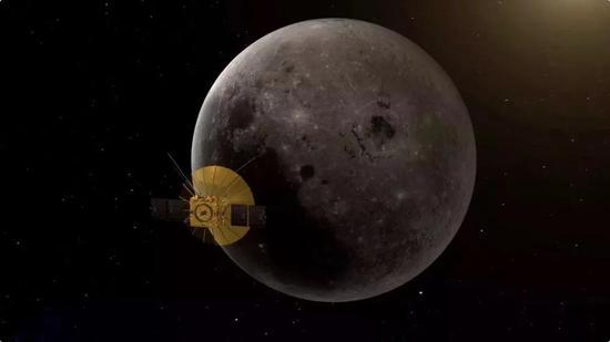 """""""鹊桥""""近月制动成功!预计4天后到达地月L2点附近"""
