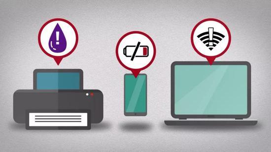 ▲随着数码产品不断进步,人们开始对各种曾经的细枝末节挑剔起来。(来源:sciencemag.org)