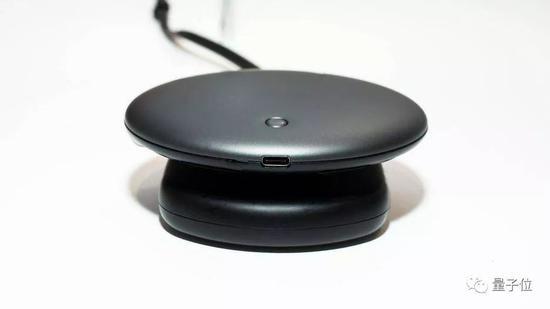 可佩戴的夹式PC,为Magic Leap One提供动力和处理能力