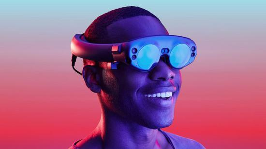 ▲Magic Leap One
