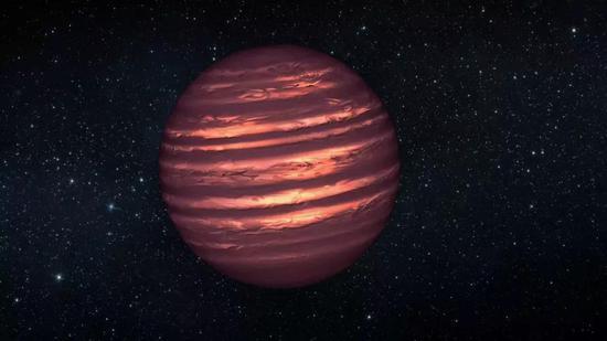 褐矮星 | 图片来源:Wikipedia