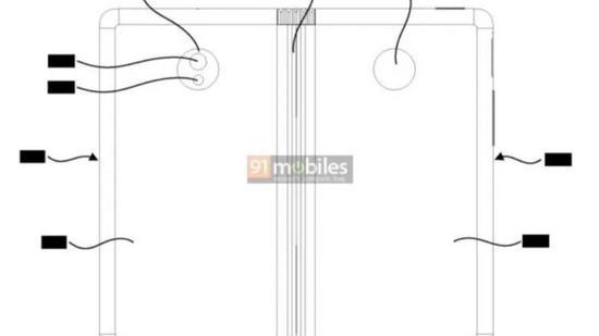 OPPO折叠屏手机新专利曝光