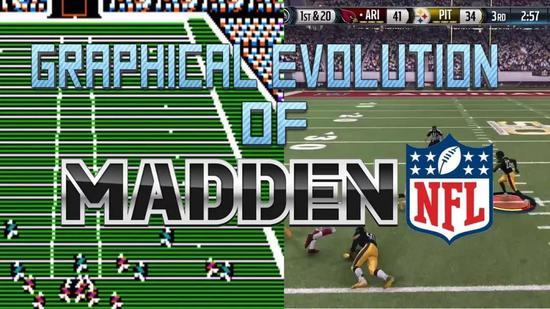 《麦登橄榄球》系列