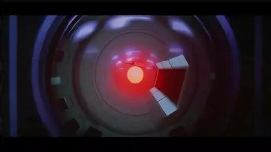 △《2001太空漫游》创造了影史上骇人的人工智能角色HAL