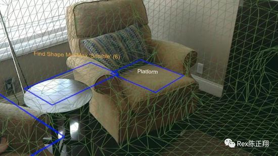 ��TOF����M行�理后可以���F���r的�h境3D建模